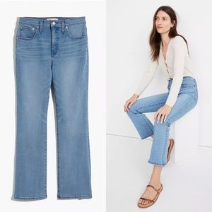Madewell Cali Demi Boot Connolly Wash CoolMax